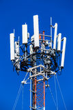 Communications Mobile Phone Radio Tower Royalty Free Stock Photos