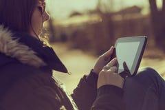 Communications modernes Photographie stock libre de droits