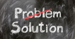 Communications, Problem Solution stock photos