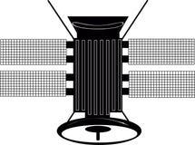 Communications satellite Royalty Free Stock Photography