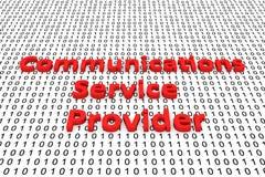 Communications service provider Stock Photo