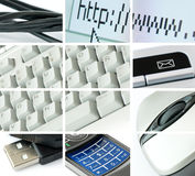 Communications and technology Royalty Free Stock Image