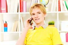Communiceer stock foto