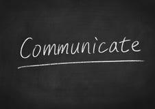 communiceer royalty-vrije stock fotografie
