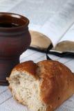 communion święty Zdjęcia Royalty Free