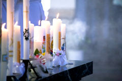 Communion Stock Photography