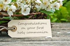communion zdjęcia royalty free