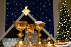 Communion Royalty Free Stock Photos