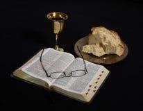 communion imagen de archivo
