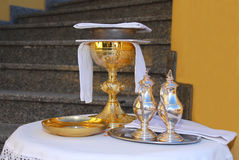 Communion Stock Photography