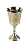 Communion Chalice on White Background Stock Photos
