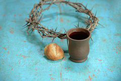 Communion Concept Royalty Free Stock Photo