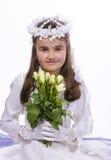 communion najpierw zdjęcie royalty free