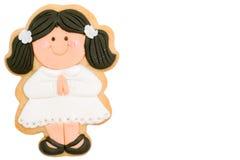 communion pierwszy dziewczyny przypomnienie Obraz Stock