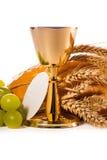 Communion sainte Images stock