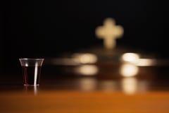Communion sainte Photo libre de droits