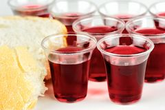 Communion Series Stock Images