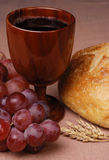 Communion Still LIfe Stock Photos