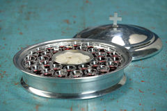 Communion Tray Stock Images