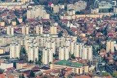 Communist Apartments stock images