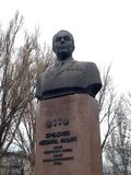 Communist monument Royalty Free Stock Photos