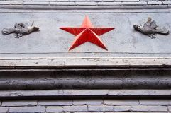Communist Red Star Stock Images
