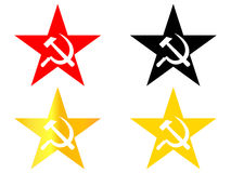 Communist Star Stock Photos