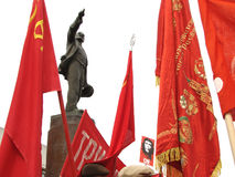 Communists' meeting Royalty Free Stock Photo