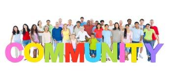 community Photographie stock