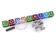 community Photo stock