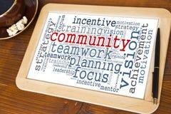 Community Royalty Free Stock Photography