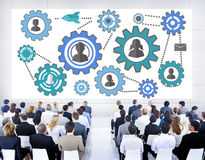 Community Business Team Partnership Collaboration Support Concep. T Royalty Free Stock Image