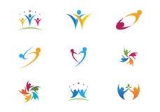 Community Care Logo Stock Photos