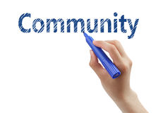 Community Concept Royalty Free Stock Photo