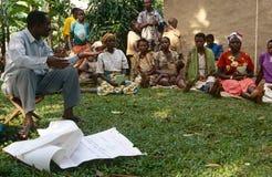 A community empowerment project, Uganda. Stock Image
