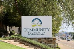 Community Foundation of Greater Memphis Stock Photo