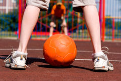 Community playground Stock Image