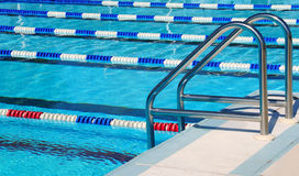 Community Pool Royalty Free Stock Photos