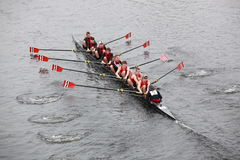 Community rowing Men 18 and Under Royalty Free Stock Photo