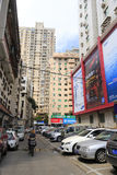 Community of xiamen electronic town Royalty Free Stock Photo