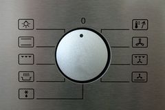 Commutateur électrique de cuisine de commutateur de cuisine photos libres de droits