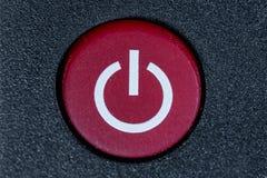 Commutateur électrique sur l'à télécommande image stock