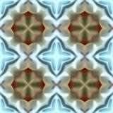 Commutateur de kaléidoscope de batik aléatoire Photographie stock