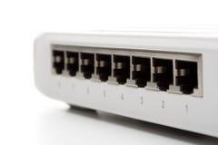 Commutateur de réseau image libre de droits