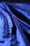 Commutateur ferroviaire Photographie stock libre de droits