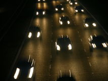 commute slow Στοκ φωτογραφίες με δικαίωμα ελεύθερης χρήσης