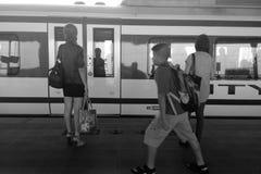 commuter στοκ εικόνες