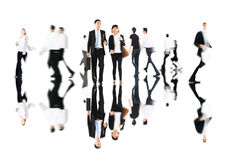 Commuter Business Business People Corporate Colleagues Concept Royalty Free Stock Image