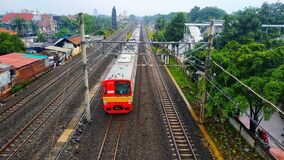 Commuter Line, Mass Transport in Indonesia