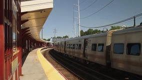 Commuter metro (2 of 4) stock video